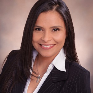 Professional business portrait of woman