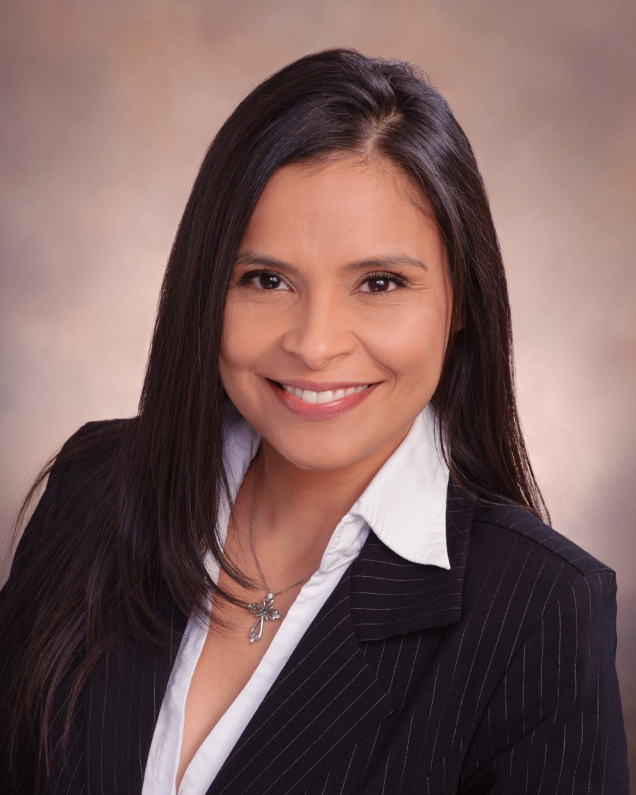 Professional business portrait of woman