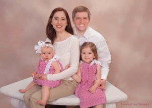 Family Portraits Studio or Location Portrait Photography