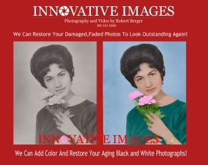 Photo Restoration Photograph Colorizing, Houston,
