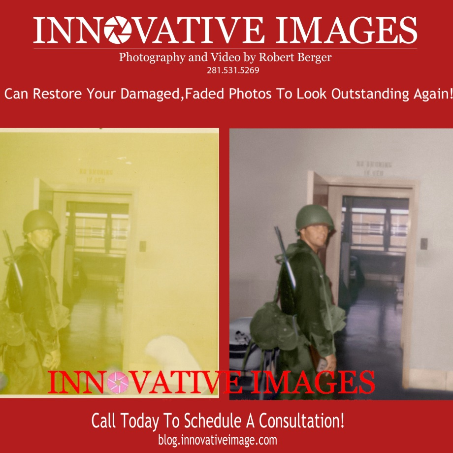 Expert Photo Restoration for faded, damaged, torn, discolored,old, photographs. Expert Photo Restoration serving Houston, Katy, Fort bend, Texas.
