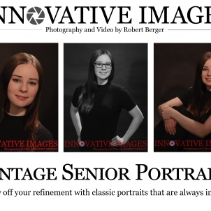 Houston Senior Portrait Studio Innovative Images Photography by Robert Berger