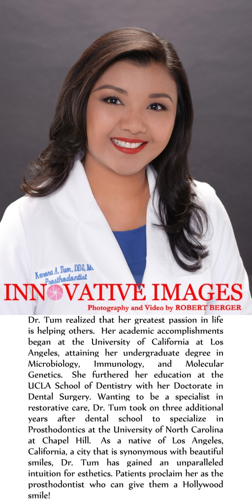 Prosthodontist Houston Texas, Professional Portrait Photography by Innovative Images Photography by Robert Berger